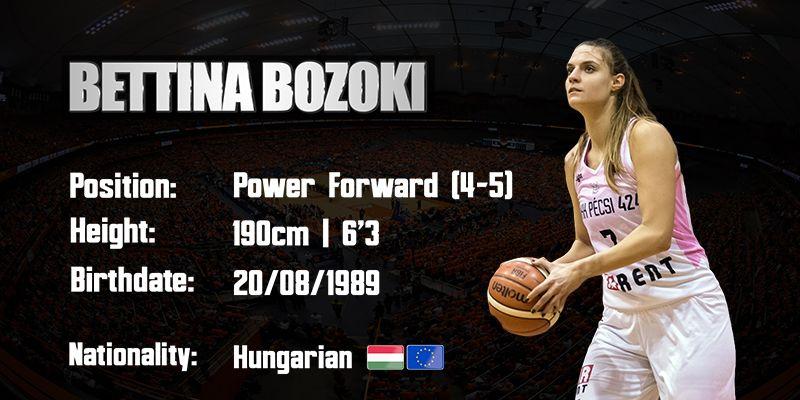 Bettina Bozoki