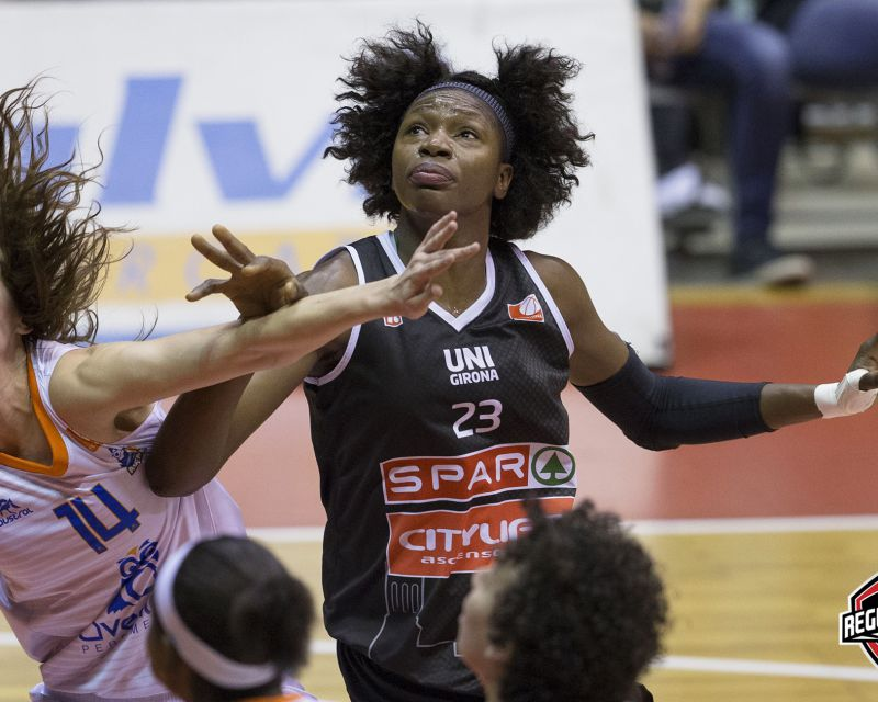 MIMA COULIBALY has signed in Spain with Uni Girona