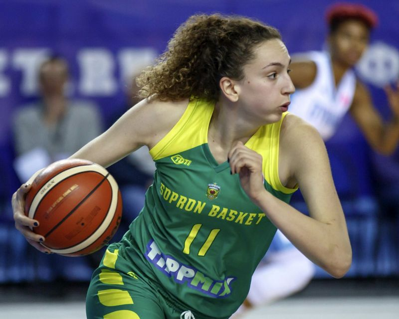ALEKSANDRA CRVENDAKIC has signed with the Seattle Storm and will have her first experience in the WNBA