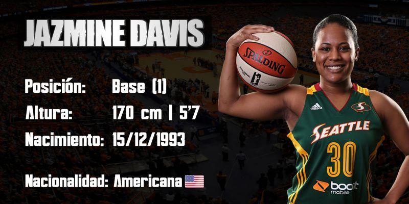 Jazmine Davis