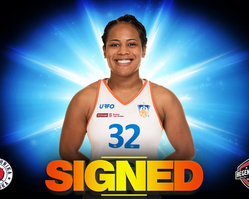JAZMINE DAVIS has signed with Politechnika Gdansk