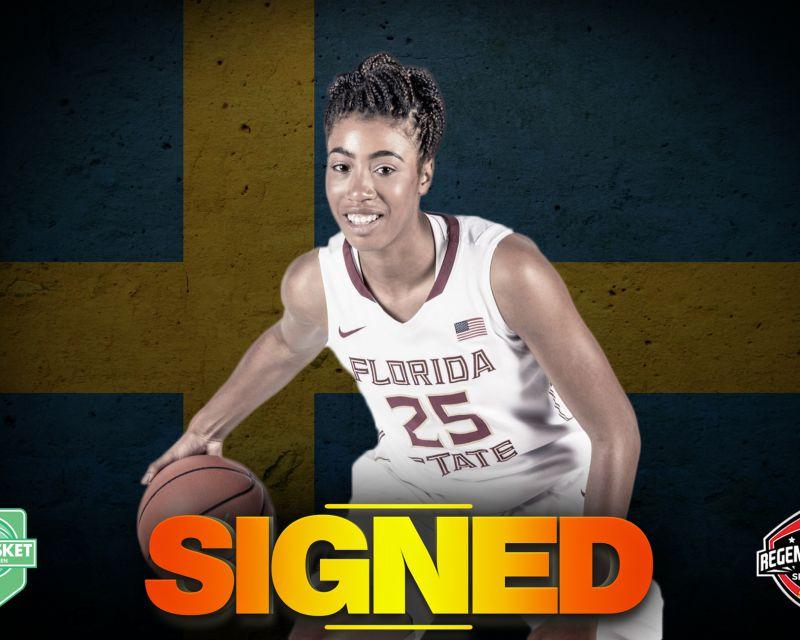 AMA DEGBEON ha firmado en Suecia con A3 Basket Umea