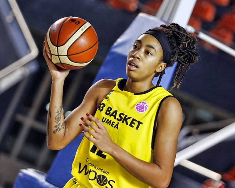 AMA DEGBEON has signed in Poland with Lublin