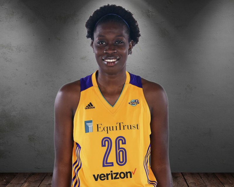 MAIMOUNA DIARRA has signed with Regeneracom Sports