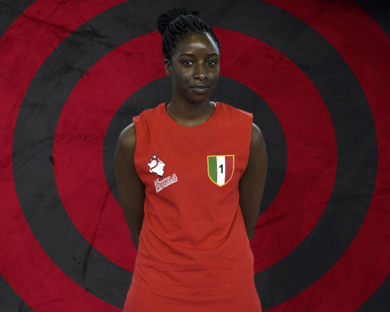 BINTA DRAMMEH has signed in Spain with Araski