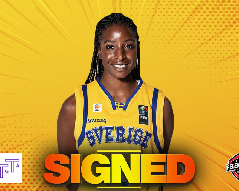 BINTA DRAMMEH has signed with TTT Riga