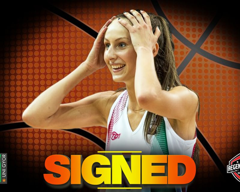 DEBORA DUBEI has signed in Hungary with Uni Györ