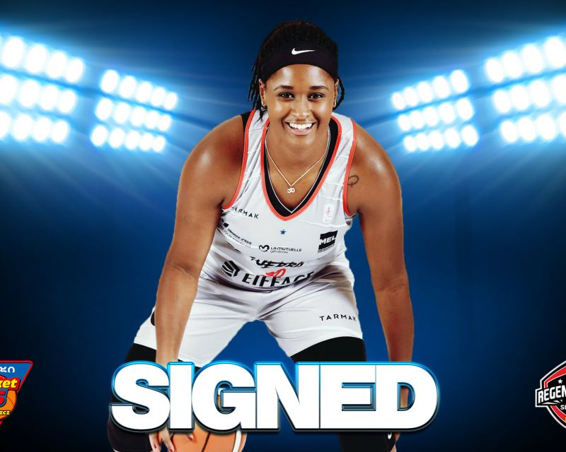 SHANTE EVANS has signed in Poland with Artego