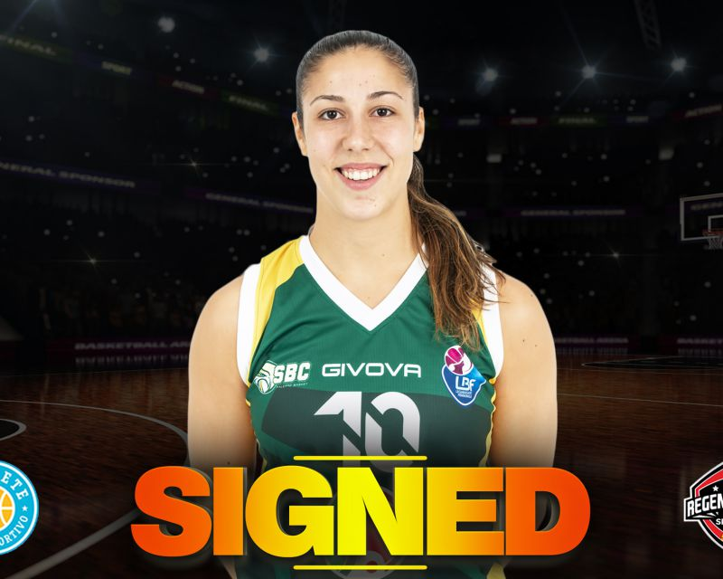 LAIA FLORES has signed with Campus Promete