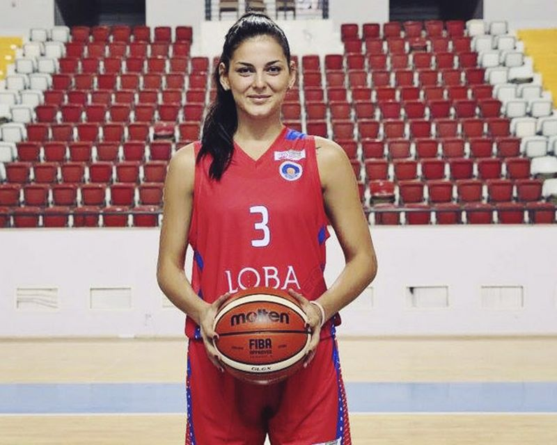 Big double double for MARICA GAJIC with 19 points, 19 rebounds and +32 efficiency against MBA Moscow