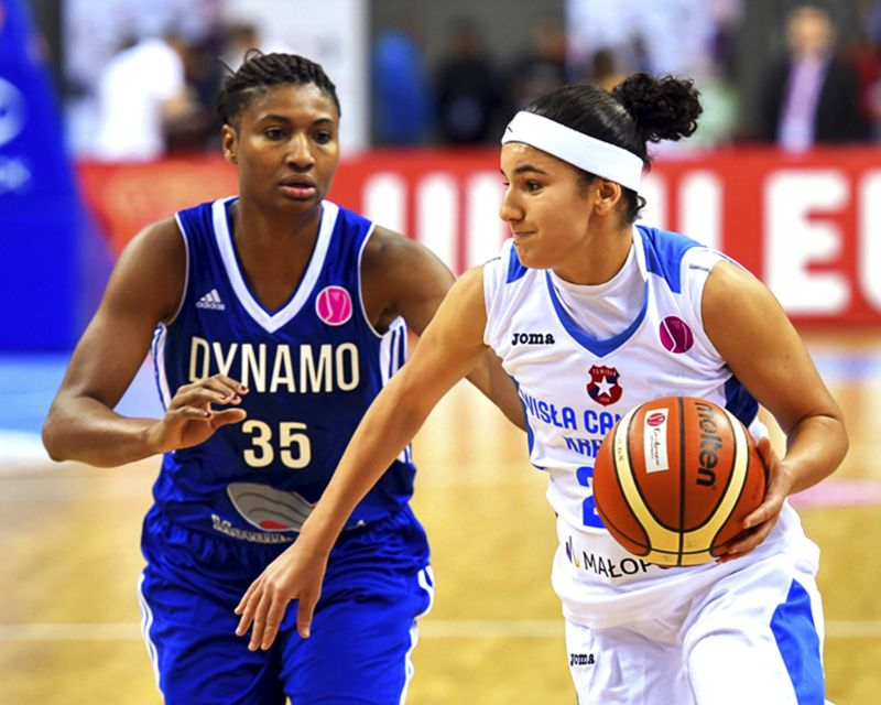 HIND BEN ABDELKADER has signed in the WNBA with the Indiana Fever