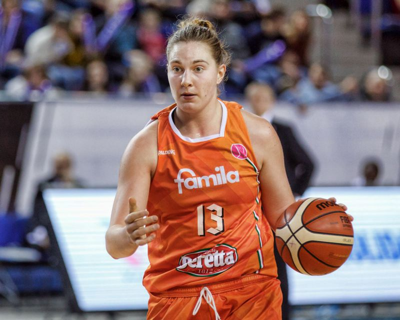 ZOFIA HRUSCAKOVA has signed with Charleville