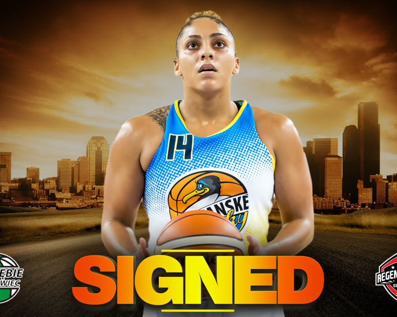 JESSICA JANUARY has signed in Poland with Sosnowiec