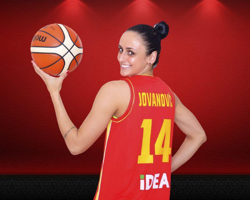 MILICA JOVANOVIC ha firmado con Regeneracom Sports