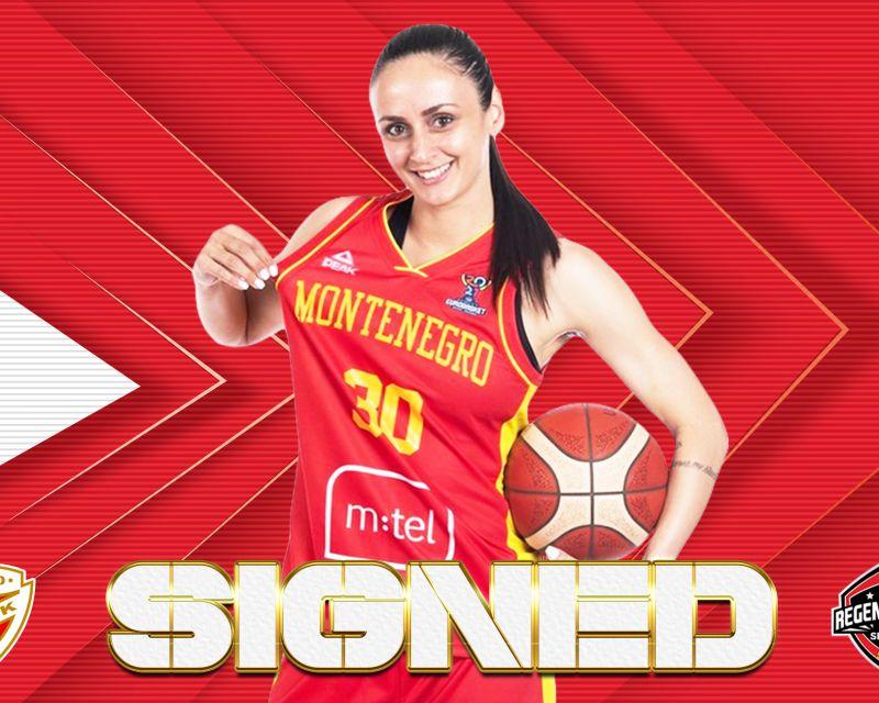 MILICA JOVANOVIC ha firmado con Miskolc para la temporada 2021/22