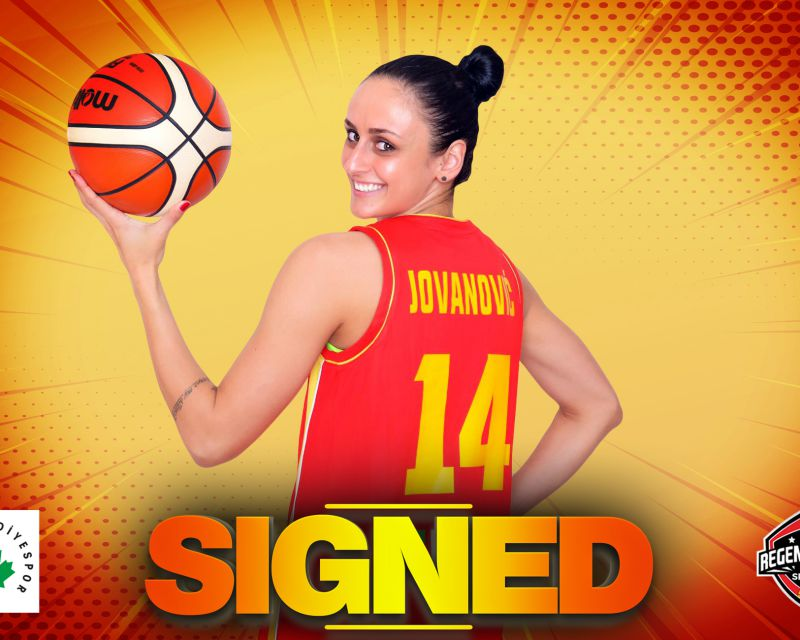 MILICA JOVANOVIC has signed in Turkey with Izmit
