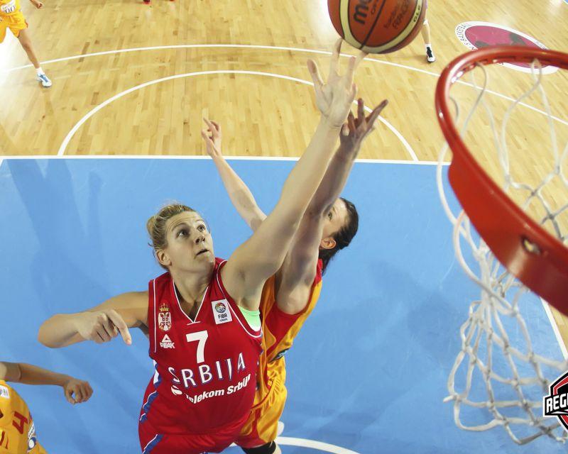 SARA KRNJIC ha firmado con Regeneracom Sports