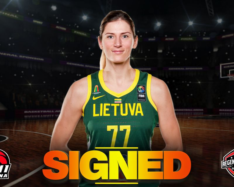 GIEDRE LABUCKIENE has signed in Spain with Uni Girona