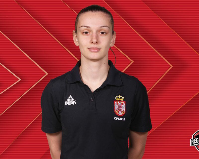 SANJA MANDIC has signed with Regeneracom Sports