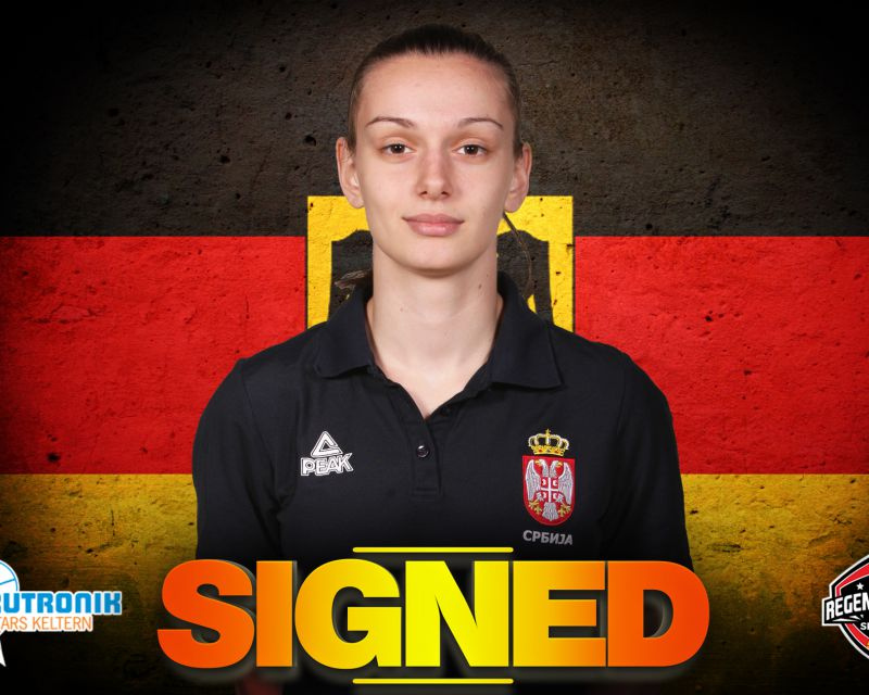 SANJA MANDIC has extended with Keltern for the 2021/22 season