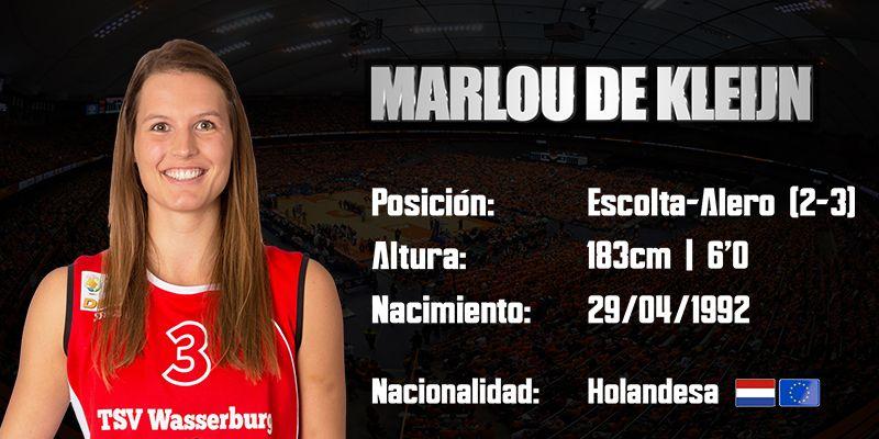 Marlou De Kleijn