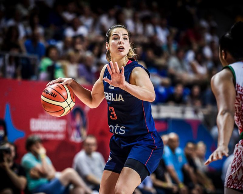 MAJA MILJKOVIC has signed with Satu Mare