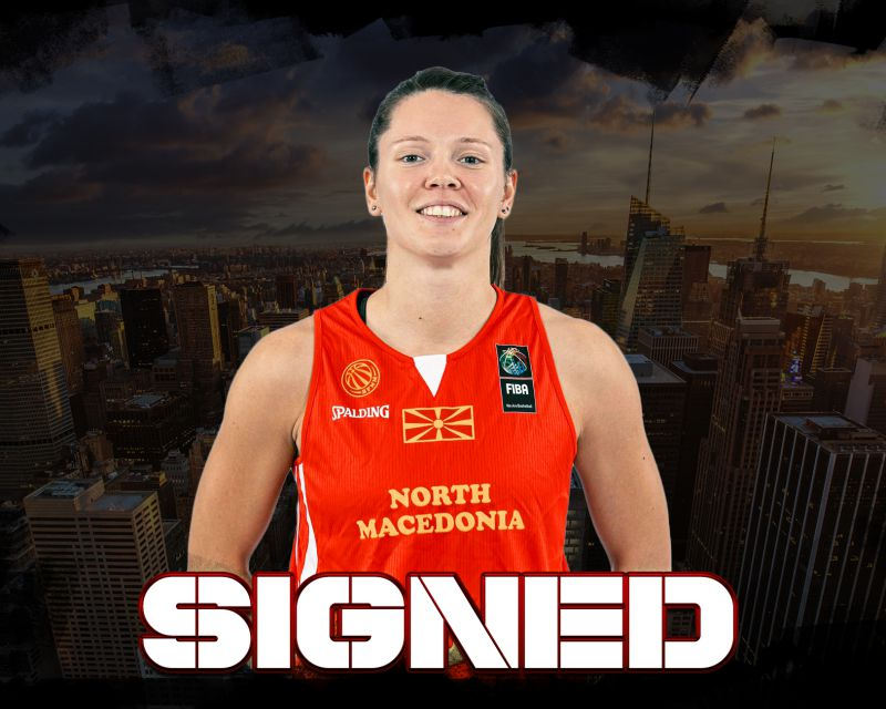 ANDZELIKA MITRASINOVIC has signed with Regeneracom Sports