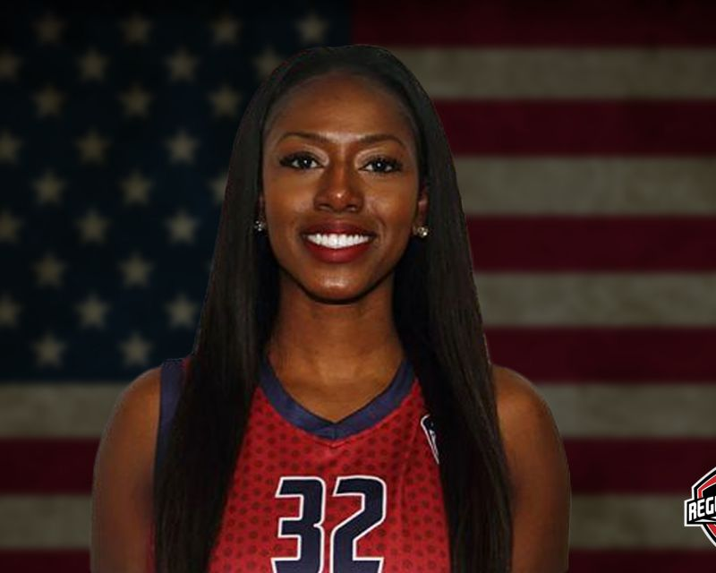 BERNICE MOSBY has signed with Regeneracom Sports