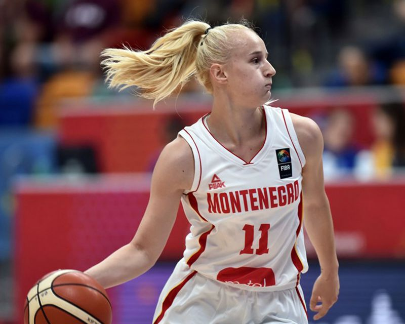 BOZICA MUJOVIC has signed with Wisla Krakow