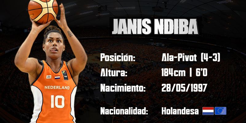 Janis Ndiba