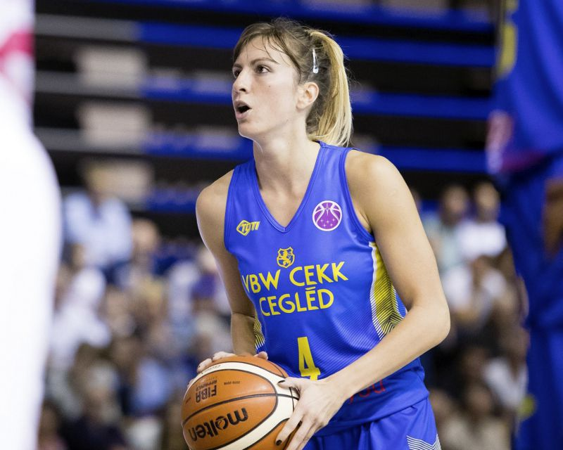JOVANA POPOVIC has signed in Poland with Lublin