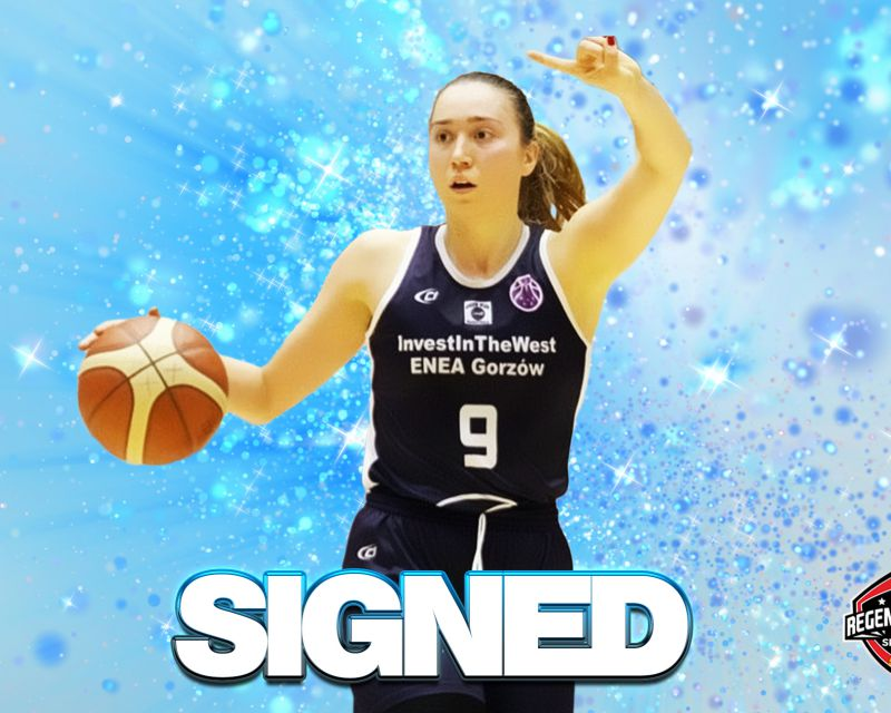 ANNAMARIA PREZELJ ha firmado con Regeneracom Sports