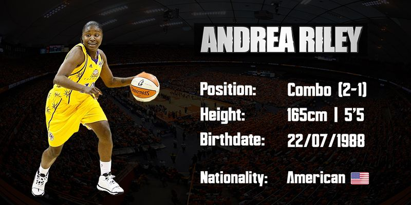 Andrea Riley