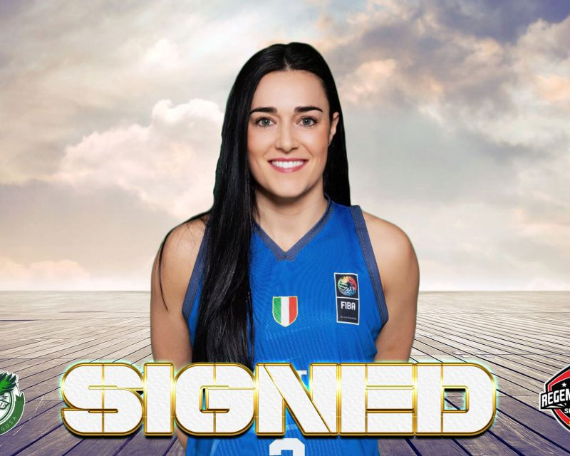 NICOLE ROMEO has signed with Ragusa for the 2021/22 season