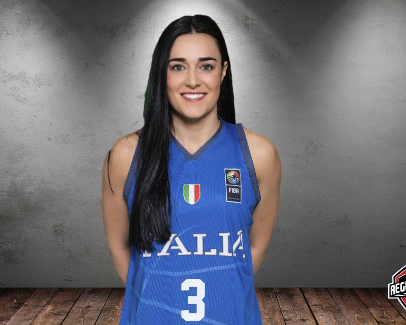 NICOLE ROMEO has re-signed with Ragusa for 2 more seasons