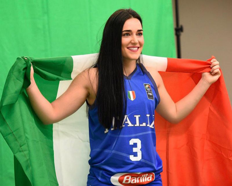 NICOLE ROMEO has signed with Ragusa