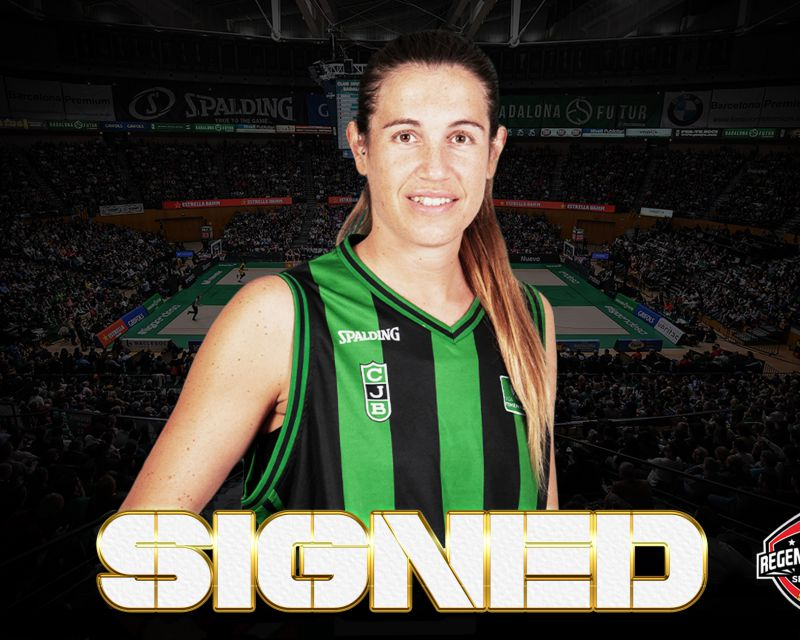 OLGA RUANO has signed with Joventut Badalona for the 2021/22 season
