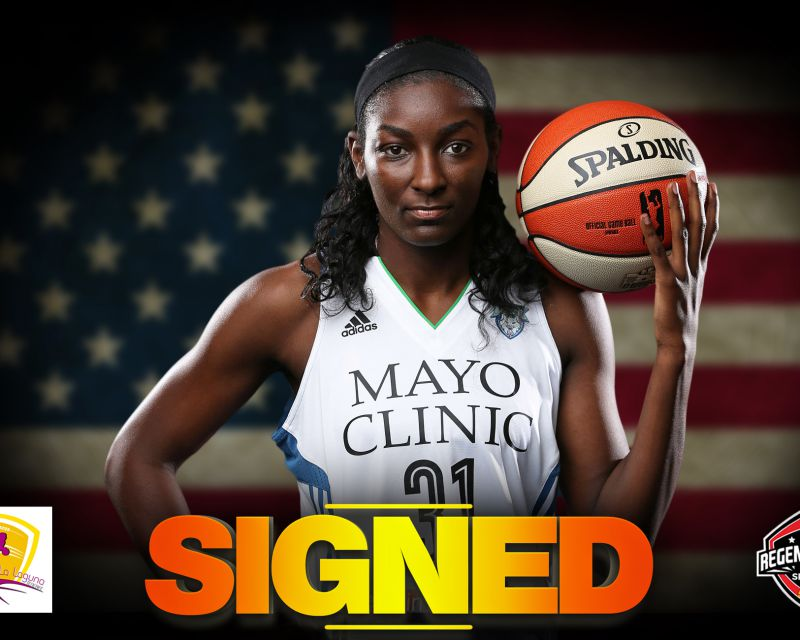 ASIA TAYLOR has signed in Spain with Clarinos