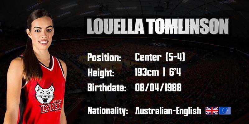 Louella Tomlinson