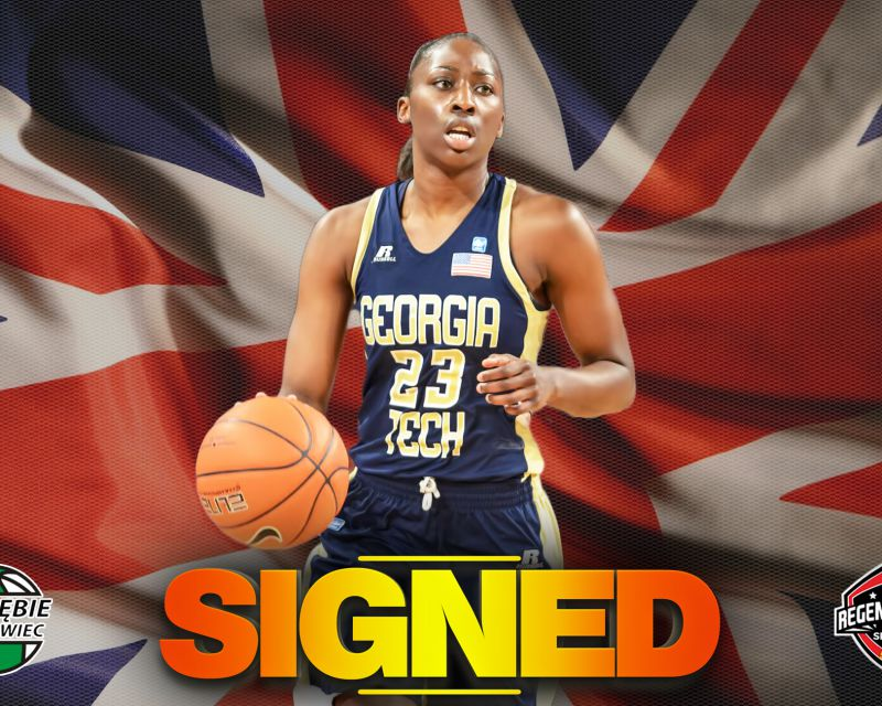 SYDNEY WALLACE has signed in Poland with Sosnowiec